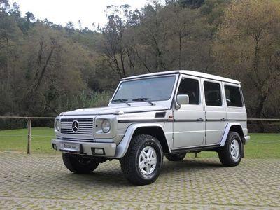 usado Mercedes G350 TD Longo
