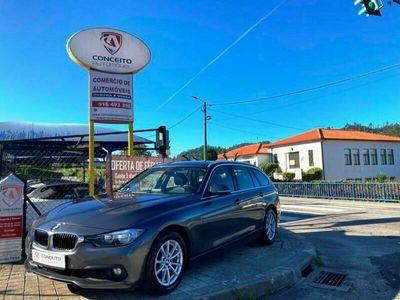 usado BMW 320 d Touring Advantage Auto