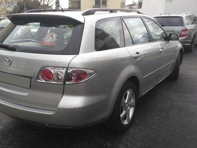 usado Mazda 6 2.0 mzr-cd comfort