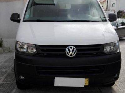 usado VW Transporter 2.0DCI 115cv - 14