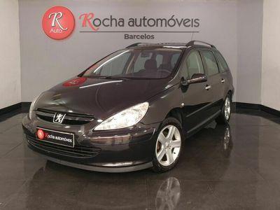 usado Peugeot 307 2.0 HDi 110 XS Premium