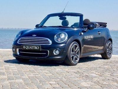 used Mini Cooper D Cabriolet Nacional