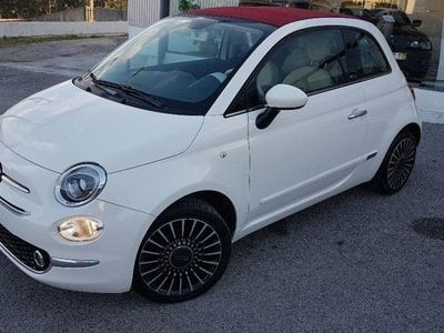 usado Fiat 500C 500C1.2 new lounge dualogic