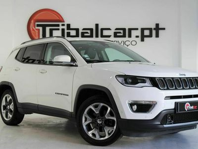 usado Jeep Compass 1.6 Mjet Limited
