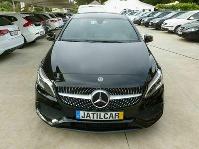 usado Mercedes A200 Classed AMG Line (136cv) (5p)