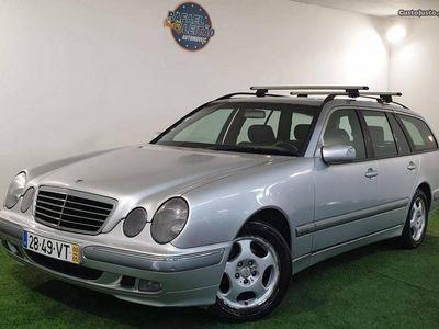 used Mercedes E220 CDI 2.2 / 60EUR IUC