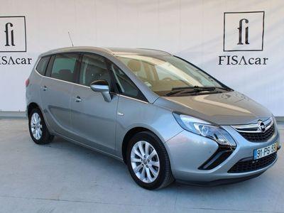 usado Opel Zafira 1.4 T Bi Fuel