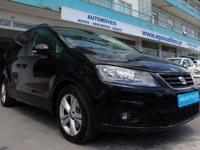 usado Seat Alhambra 2.0 TDi Style DSG (GPS+Camera)150cv