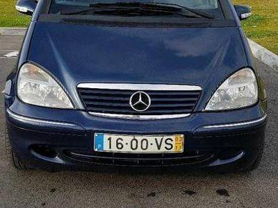 brugt Mercedes A140 1.4