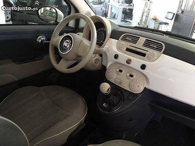 usado Fiat 500 1.3 16VMultijetLoung -