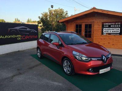 usado Renault Clio Sport Tourer 1.5 Dci Dynamic S Gps