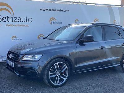 usado Audi SQ5 3.0 TDI V6 Quattro PLUS
