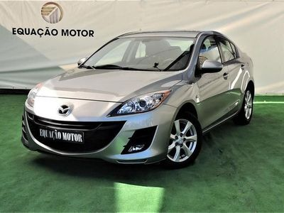 usado Mazda 3 1.6 CD Exclusive