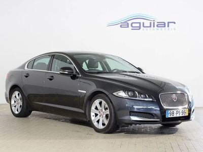 usado Jaguar XF 2.2 D Luxury