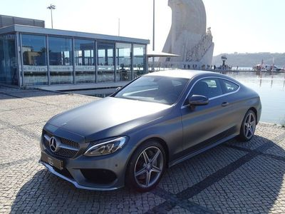 usado Mercedes C250 d Auto AMG Line Nacional