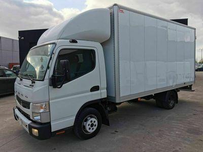 usado Mitsubishi Canter Fuso 3c15 3500kgs contentor