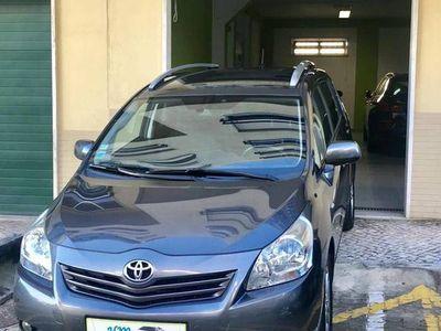 usado Toyota Corolla Verso D4D 7 LUG