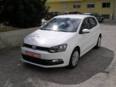 used VW Polo 1.0 BLUEMOTION