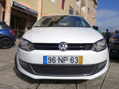 usado VW Polo 1.2 TSI 90cv Match DSG