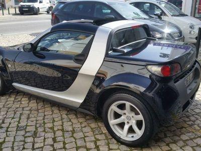 used Smart Roadster Cabrio