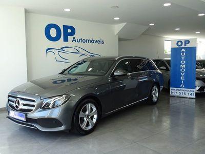 usado Mercedes E220 Avantgarde Auto