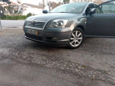 used Toyota Avensis sol