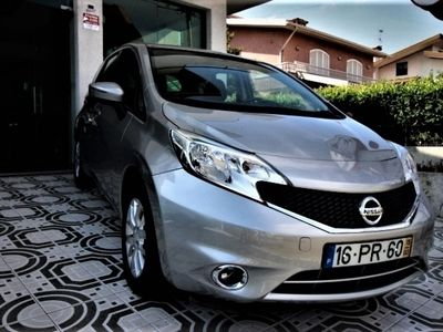 used Nissan Note 1.5 dCi Acenta Plus