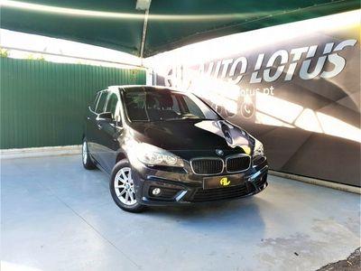 usado BMW 216 Gran Tourer GPS 7 LUG