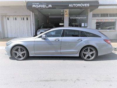 usado Mercedes CLS250 AMG Auto 9G-Tronic
