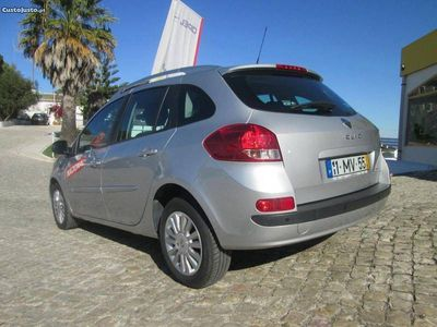 usado Renault Clio break 1.5 dci gt -