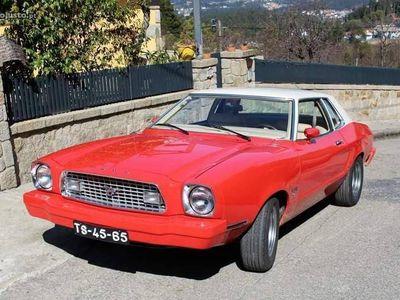 usado Ford Mustang II