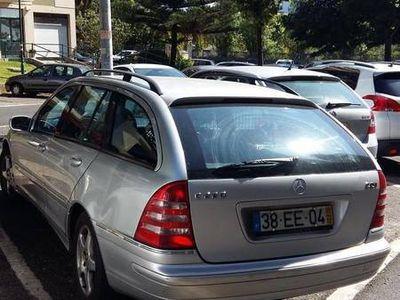 usado Mercedes C220 Carrinha Avanguard
