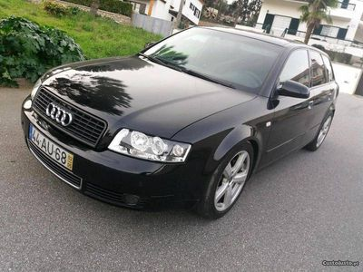 brugt Audi A4 1.9 tdi 130cv