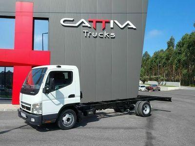 usado Mitsubishi Canter 3c13 3500kgs longa