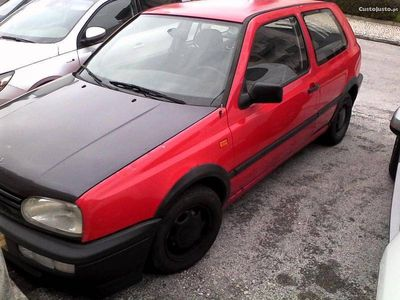 usado VW Golf Van1.9 D-d.assistida - 94