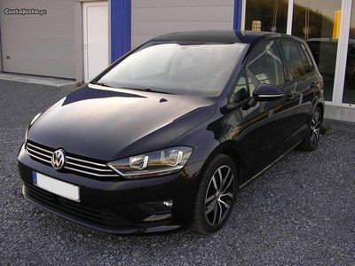 gebraucht VW Golf Sportsvan TDI 110cv