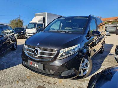usado Mercedes V220 CDI 8