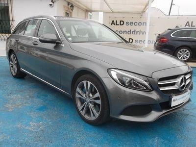 usado Mercedes C350e