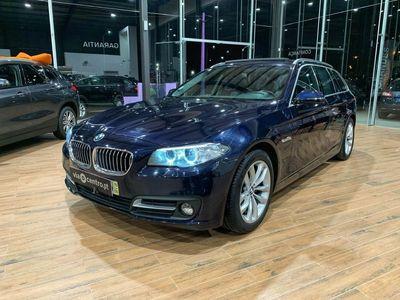 usado BMW 520 D TOURING 190CV C/PELE, TETO PANOR. E CAM. TRAS.
