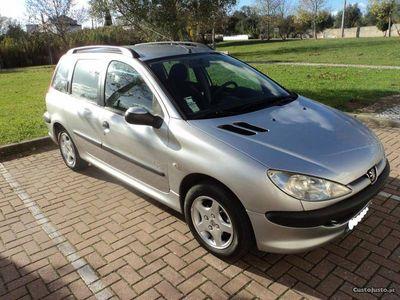 usado Peugeot 206+ Sw 1.4 HDI Look II