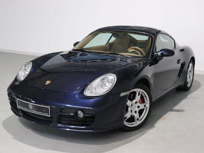 usado Porsche Cayman S 3.4 292Cv GPS