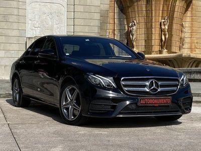 usado Mercedes E300 Line AMG AUTO Plug-in (306 cv)