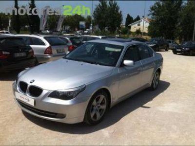 usado BMW 520 DA CX autom. (Nacional)