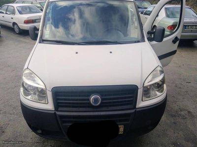 usado Fiat Doblò 1.9 JTD Maxi