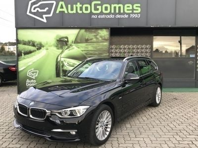 usado BMW 320 DA Luxury Line
