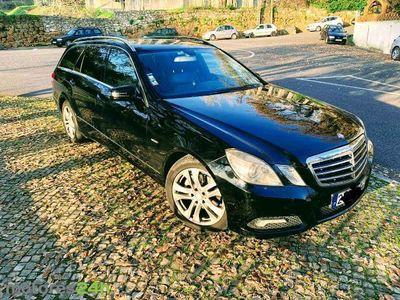 usado Mercedes 220 Classe E StationCDi Avantgarde BlueEf. Auto