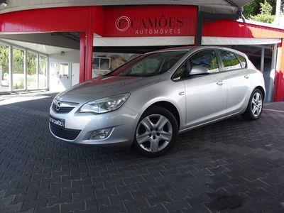 usado Opel Astra 1.7 CDTI ENJOY GPS