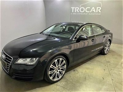 usado Audi A7 3.0 TDi V6 quattro S-line
