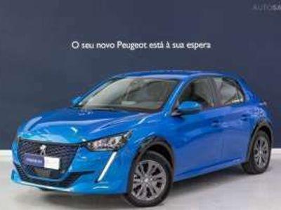 usado Peugeot 208 Eléctrico