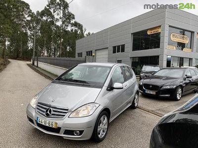 usado Mercedes A180 cdi avantgard